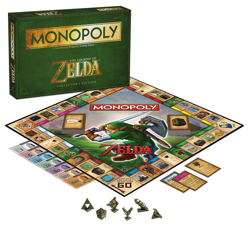 Amazon De: Zelda, Hyrule, Zelda Game, Board Game, Zelda Board Game