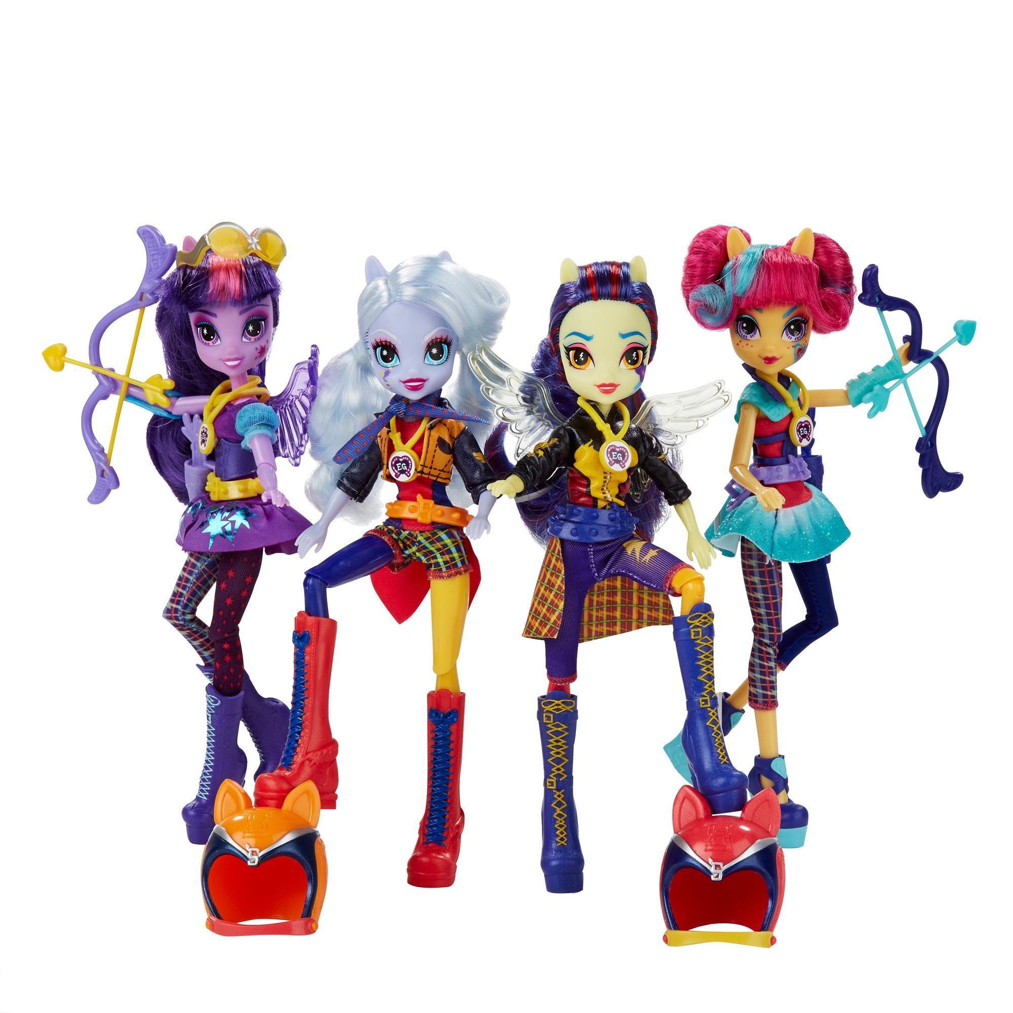 времена кукла эквестрия герлз игры дружбы каждом отделении