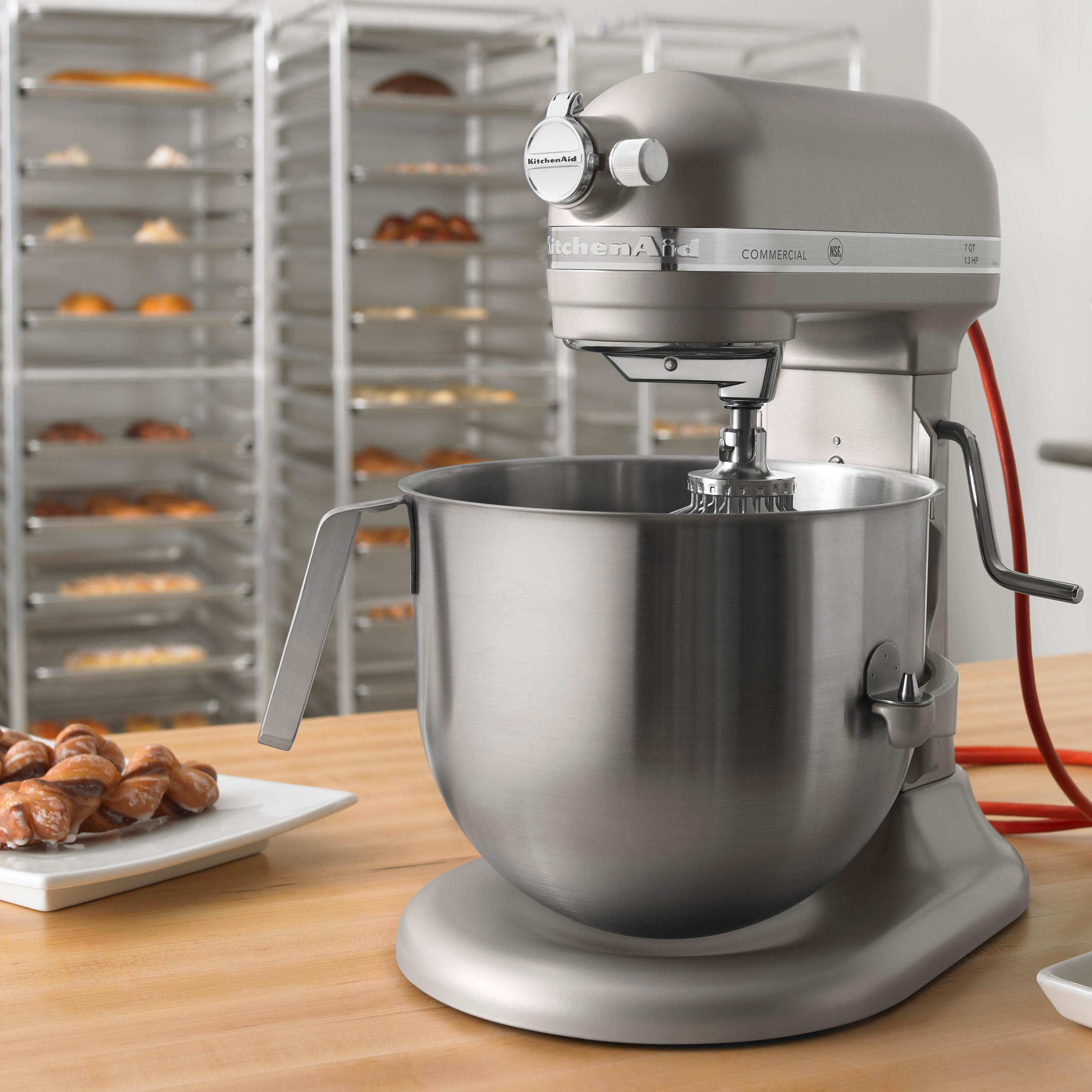 Commercial Grade Kitchen Aid Mixer