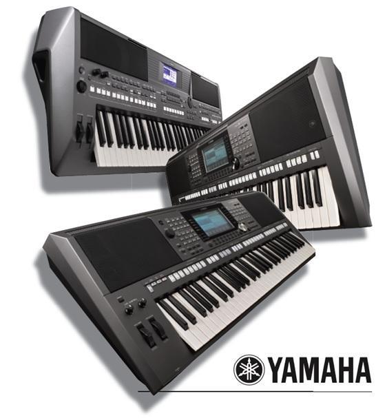 yamaha psr s970 61 key arranger workstation musical instruments. Black Bedroom Furniture Sets. Home Design Ideas