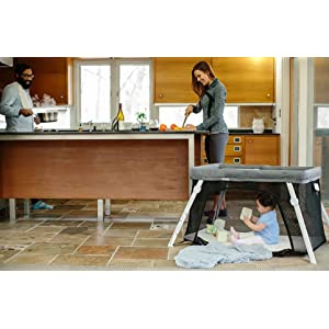 Amazon Com Lotus Travel Crib And Portable Baby Playard