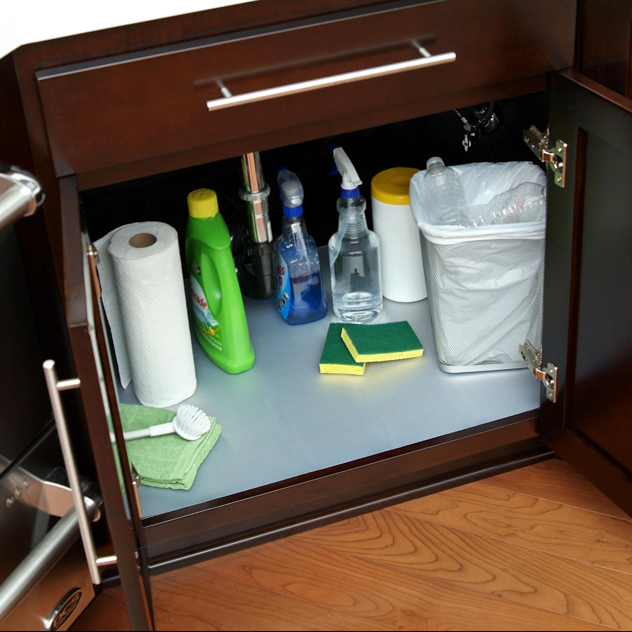 Direct Kitchen Cabinets Con Tact Brand Under Sink Mat