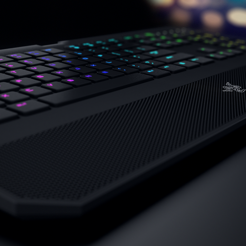 Razer Deathstalker Chroma Gaming Keyboard – Novero Gaming Store