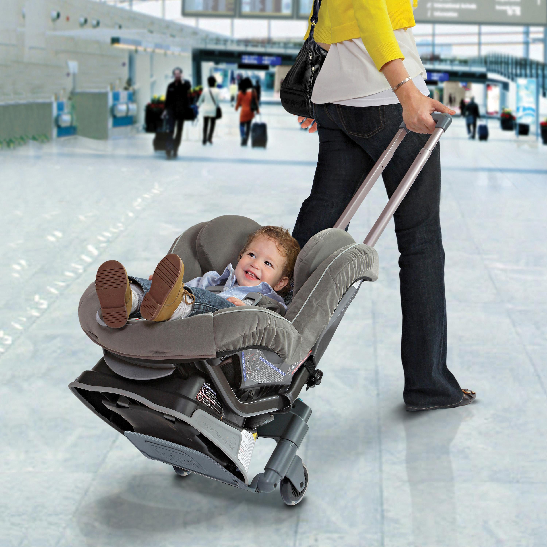 Car Seat Travel System Plus Child Seat