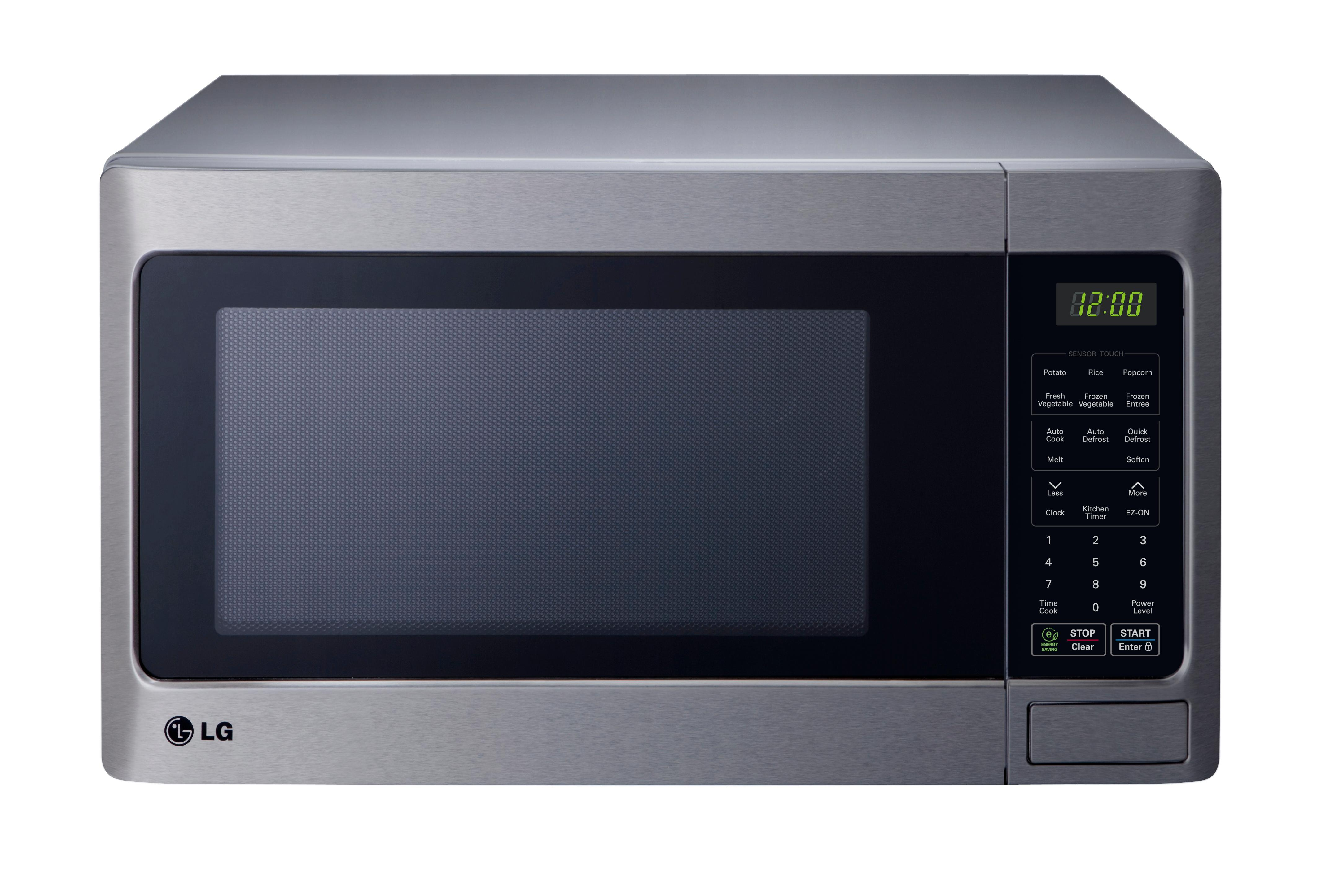 Amazon Com Lg Lcrt1513st Countertop Microwave Oven 1100
