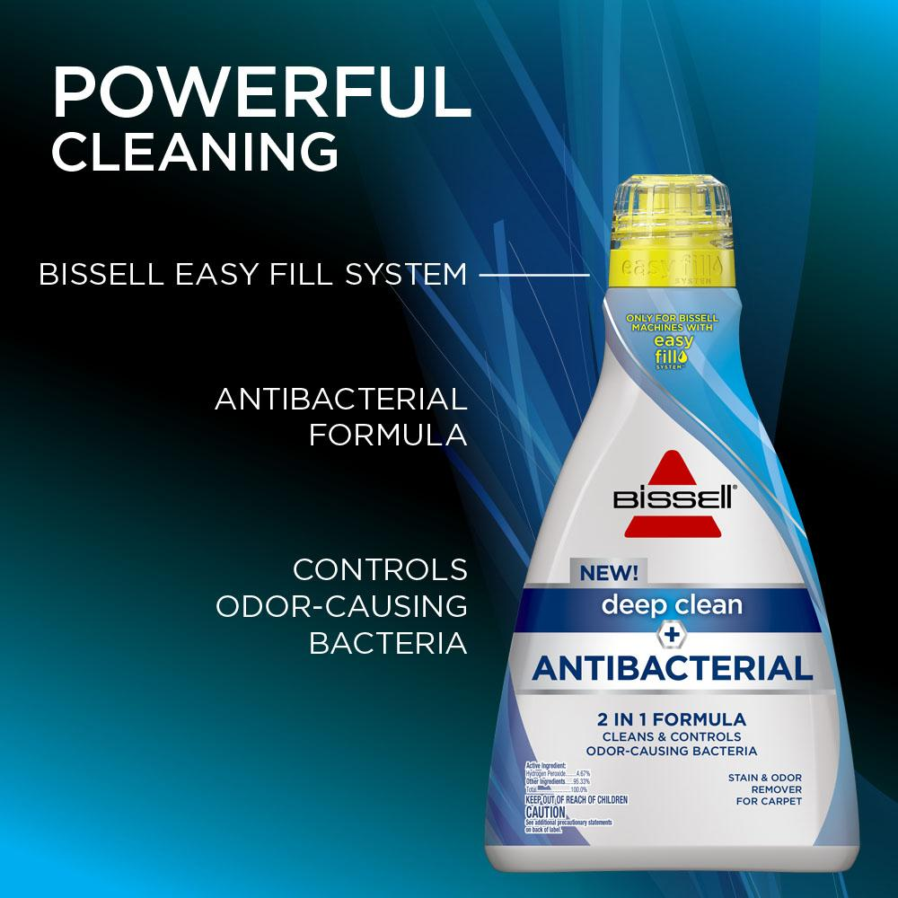 Amazon Com Bissell Deep Clean Antibacterial Full Size