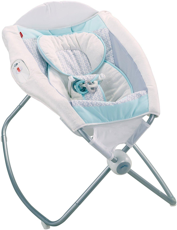 Fisher Price Rocking Sleeper Infant Baby Comfort Deluxe
