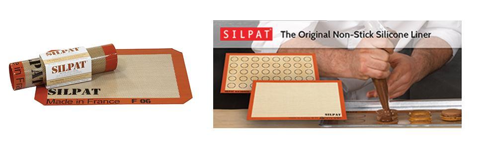 Amazon Com Silpat Ae295205 01 Premium Non Stick Silicone
