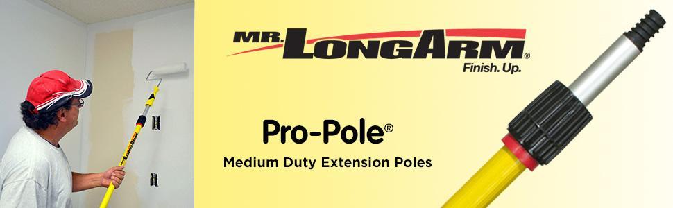 Amazon Com Mr Long Arm 3212 Pro Pole Extension Pole 6