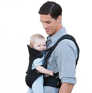 Amazon Com Infantino Flip Front 2 Back Carrier Black