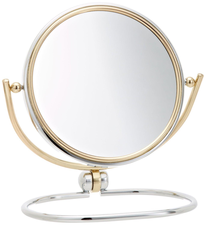 Amazon Com Jerdon Mc229cg 5 5 Inch Folding Travel Mirror