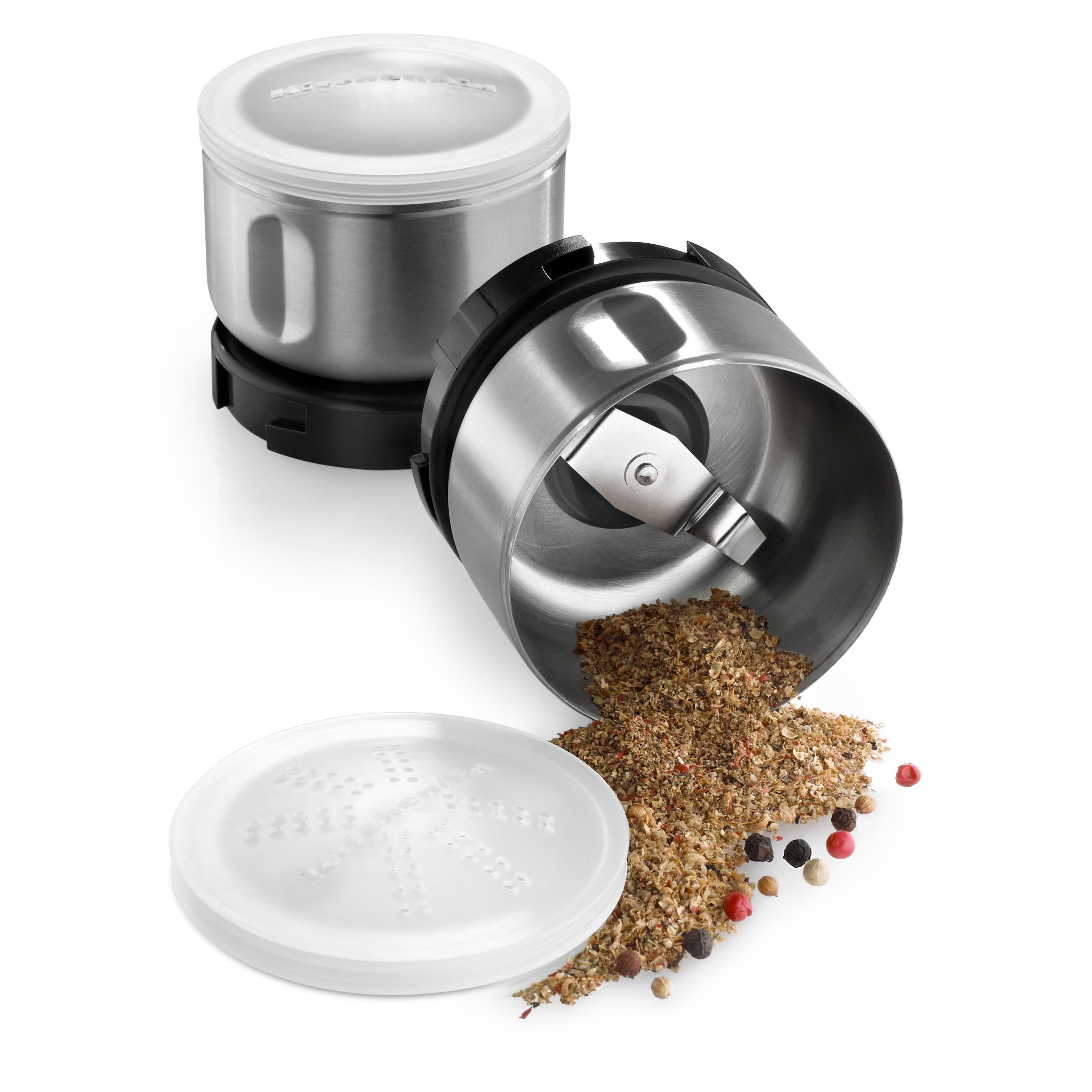 Amazon Com Kitchenaid Bcgsga Spice Grinder Accessory Kit
