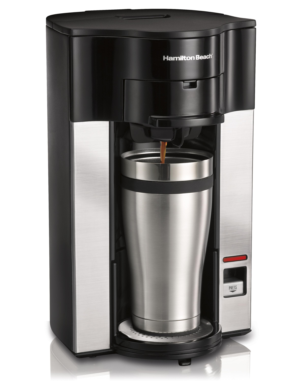 Hamilton Beach 5 Cup Coffee Maker Amazon.com   Hamilton Beach Stay or Go Personal Cup Pod ...