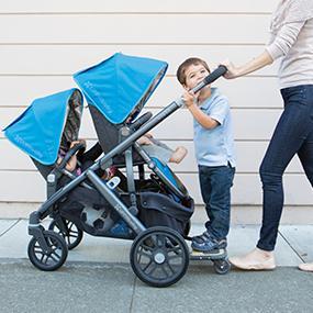 Amazon Com Uppababy 2015 Vista Stroller Denny Baby