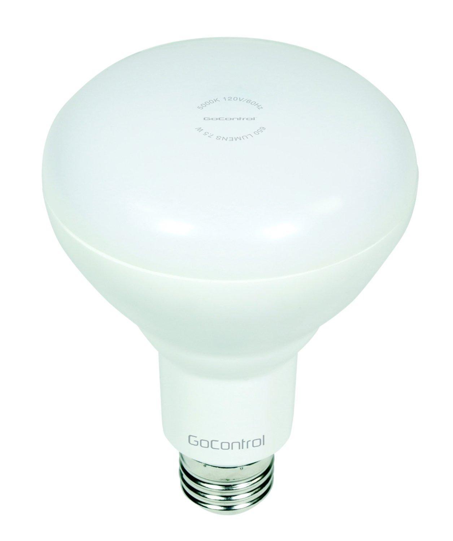 Amazon.com : GoControl Bulbz Z-Wave Dimmable BR30 LED