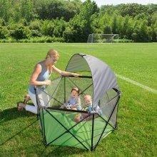 Amazon Com Summer Infant Pop N Play Portable Playard Baby