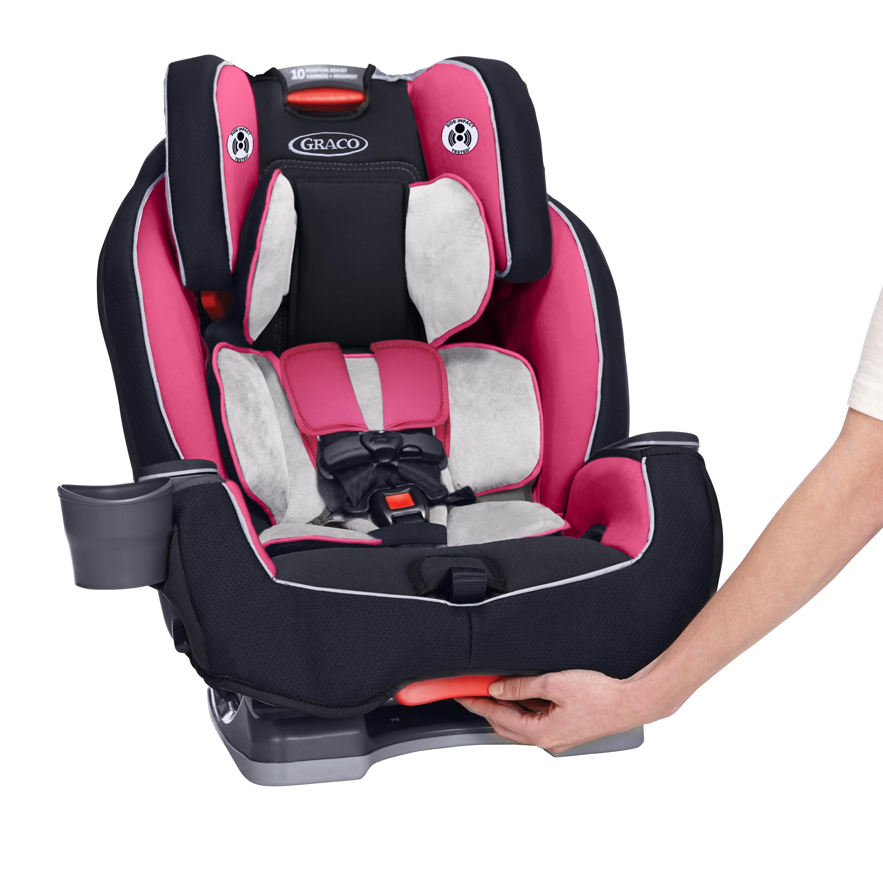 Amazon.com : Graco Milestone All-in-1 Car Seat, Ayla : Baby