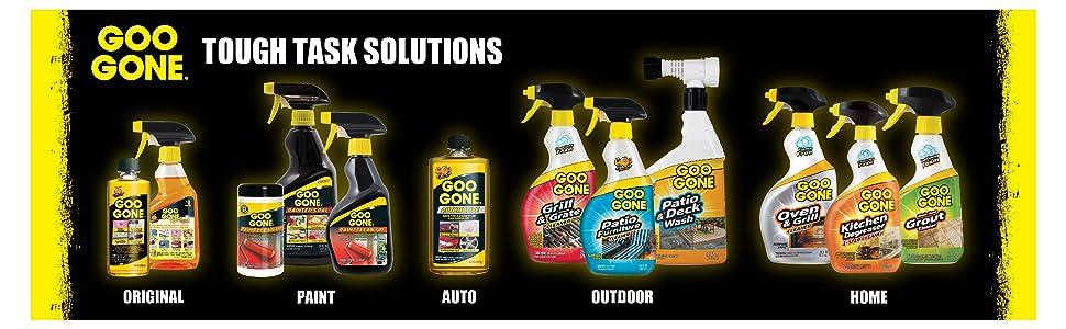 Amazon Com Goo Gone Original Cleaner 8 Fl Oz Home