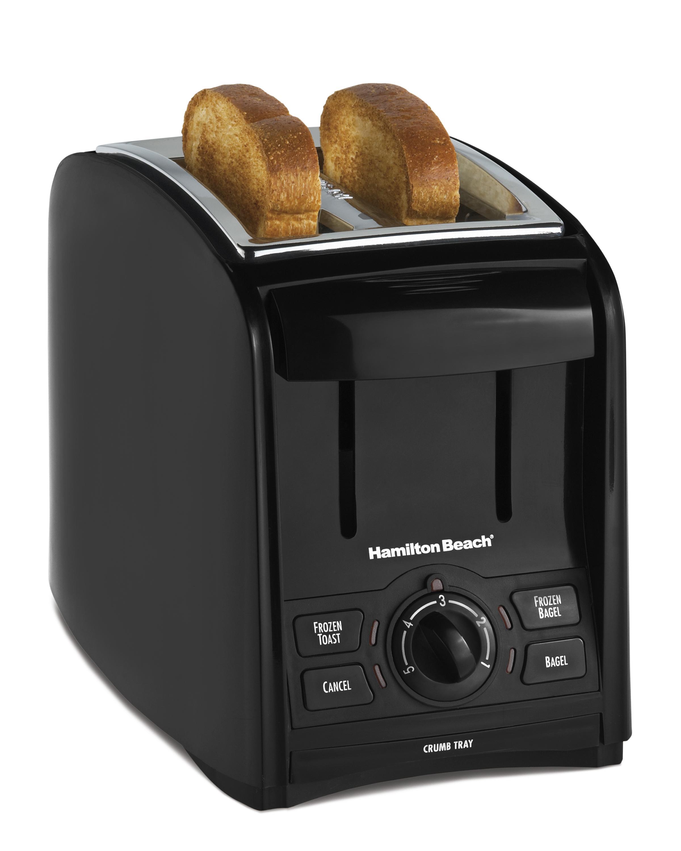 Amazon Com Hamilton Beach 2 Slice Cool Touch Toaster Plates
