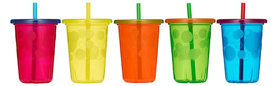 Amazon Com The First Years Take Amp Toss Spill Proof Straw