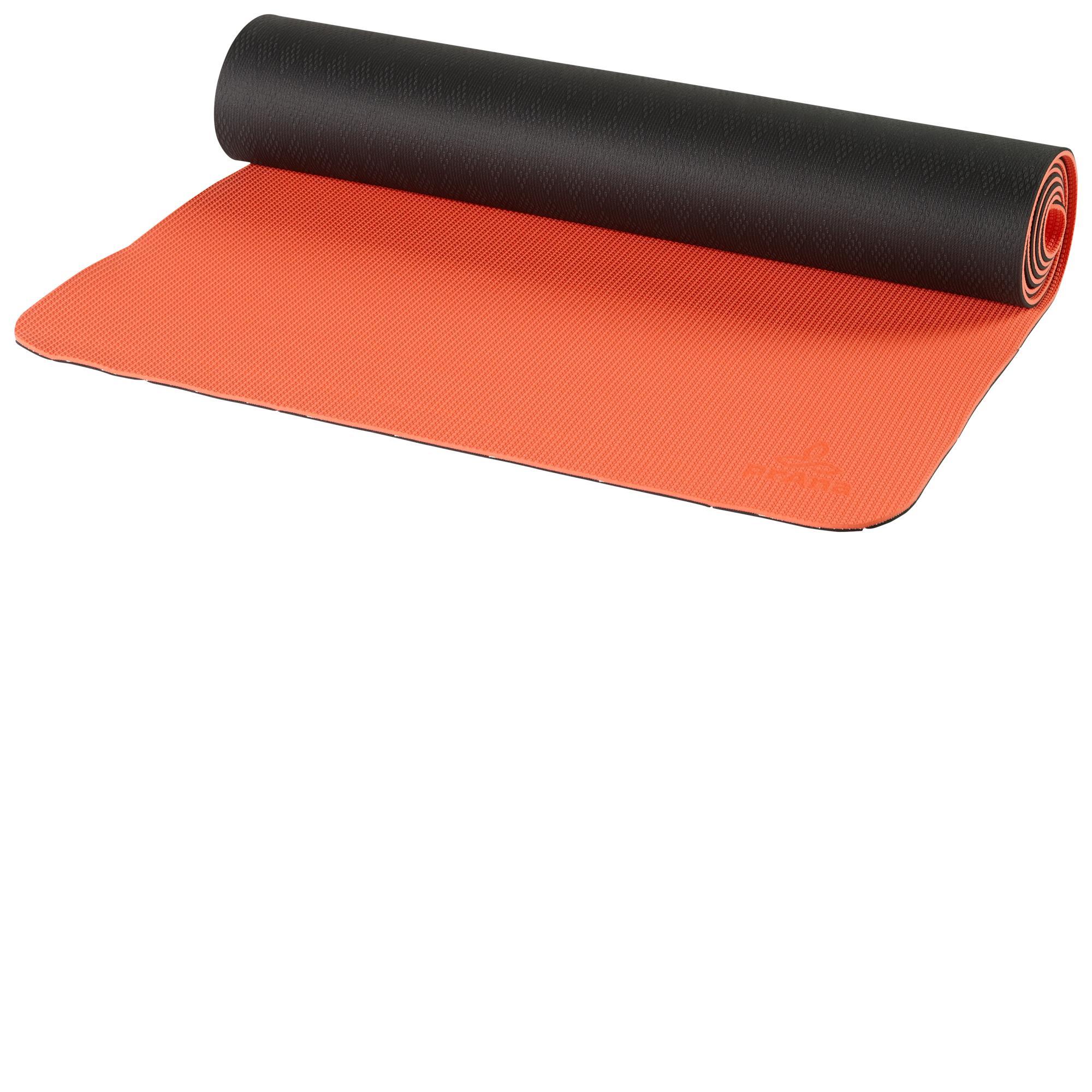 Amazon Com Prana E C O Yoga Mat Black One Size