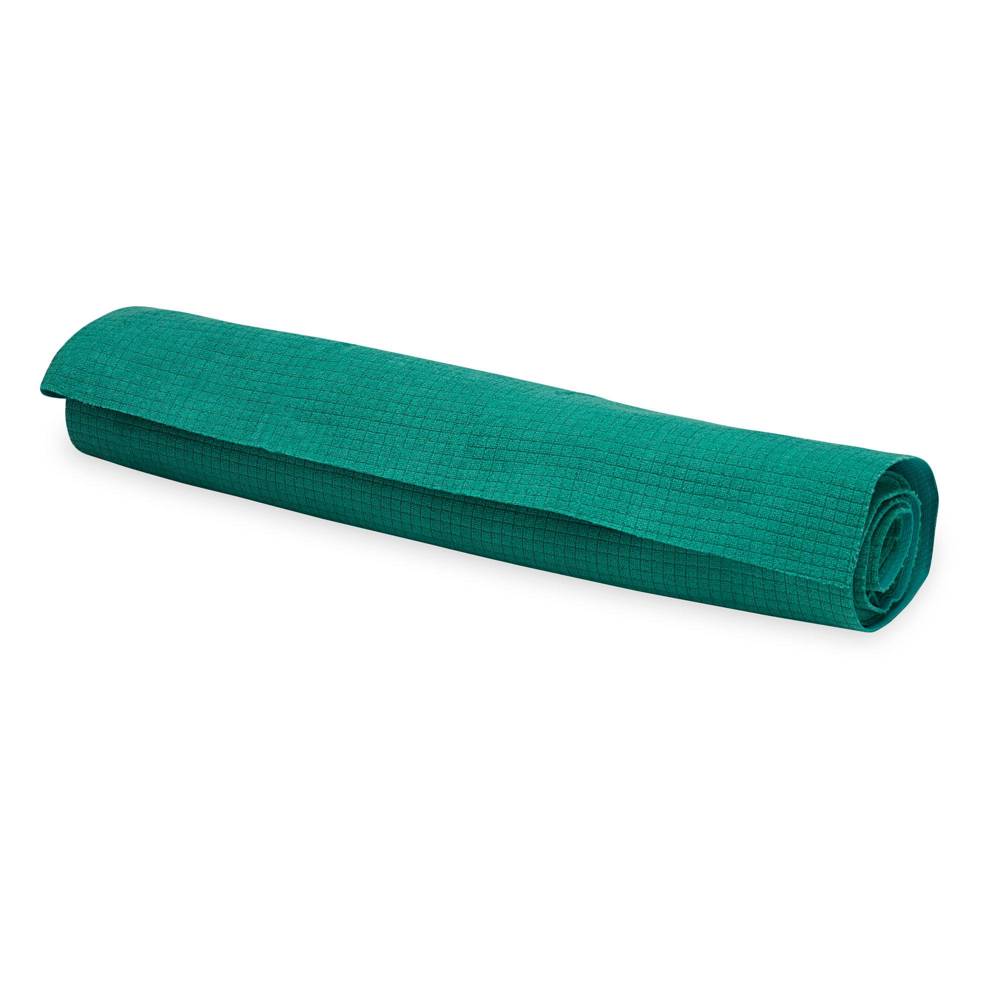 Amazon.com : Gaiam Travel Yoga Mat, Blue : Yoga Towels