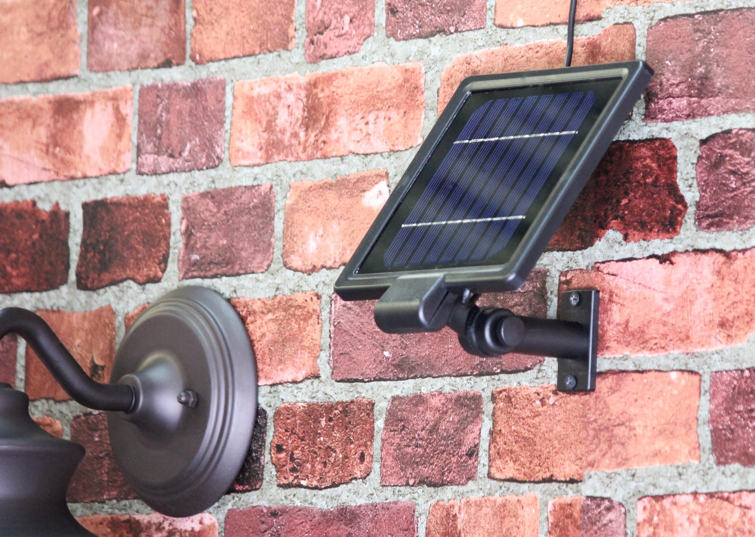 Solar Panel For Gama Sonic Gs 122 Barn Outdoor Solar Light