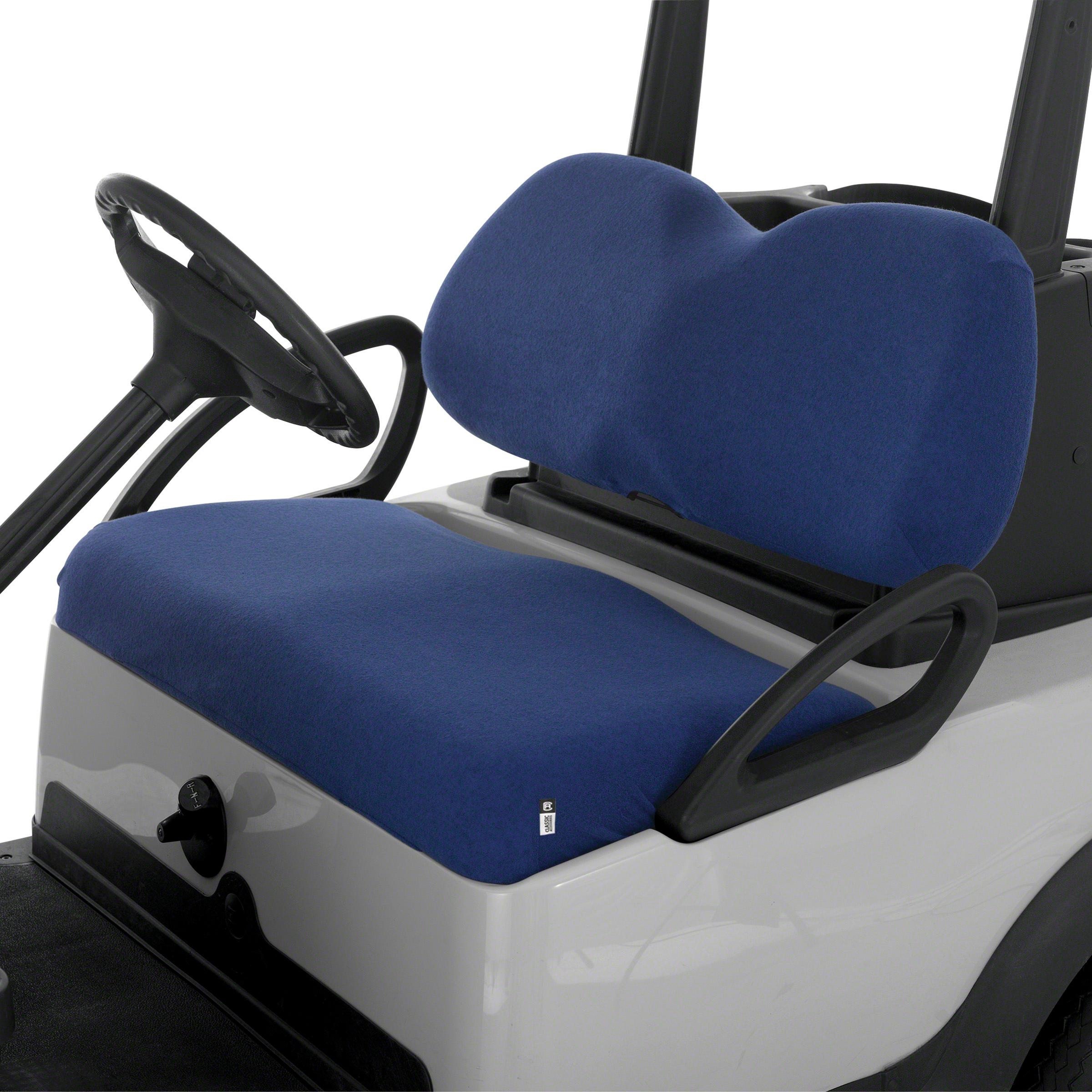Amazon Com Classic Accessories Fairway Golf Cart Terry