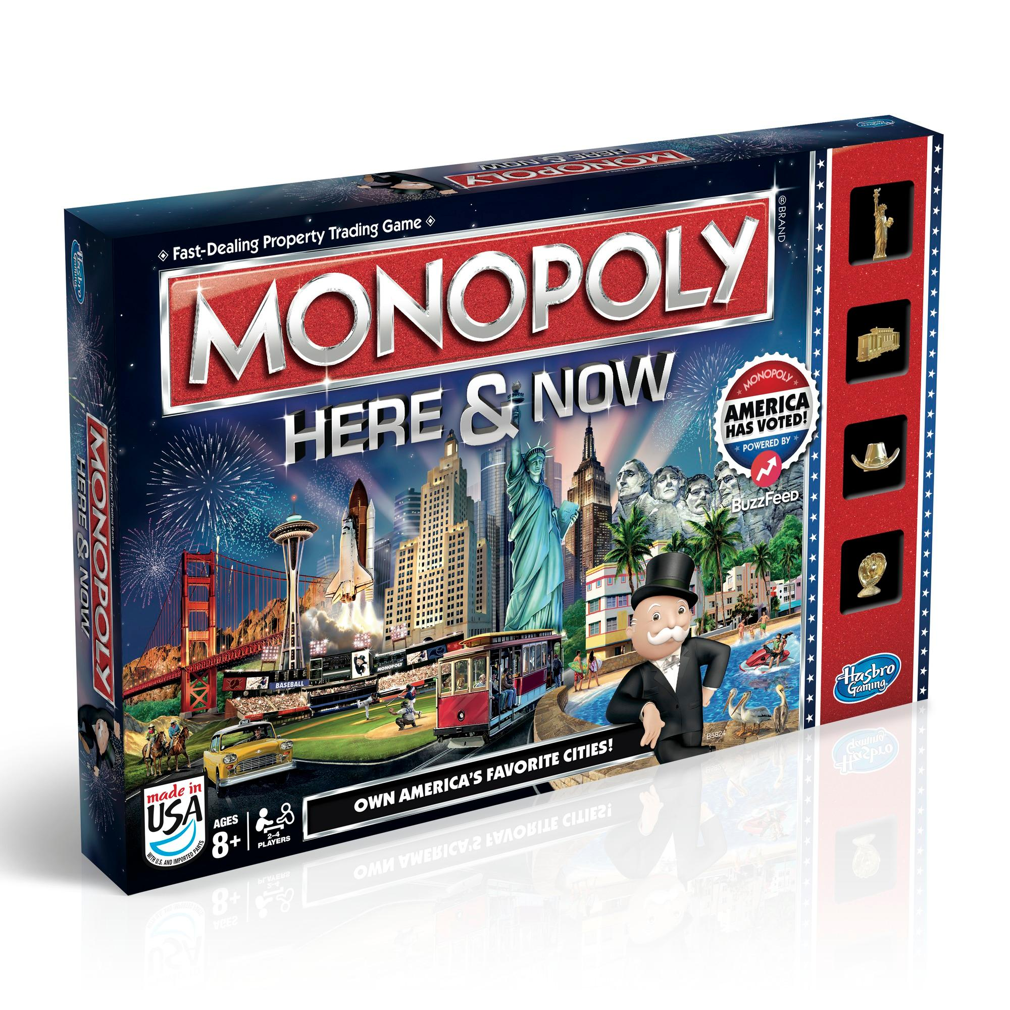 Monopoly Here And Now Reviews