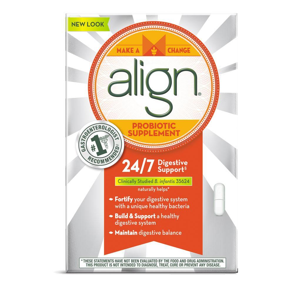 Amazon Com Align Digestive Health Probiotic Supplement 42
