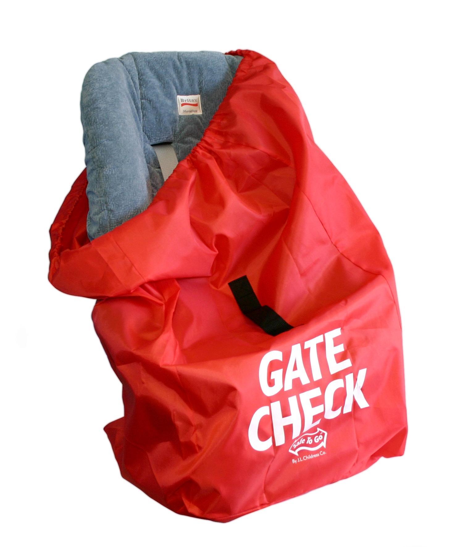The ORIGINAL Gate Check Bag For Car Seats