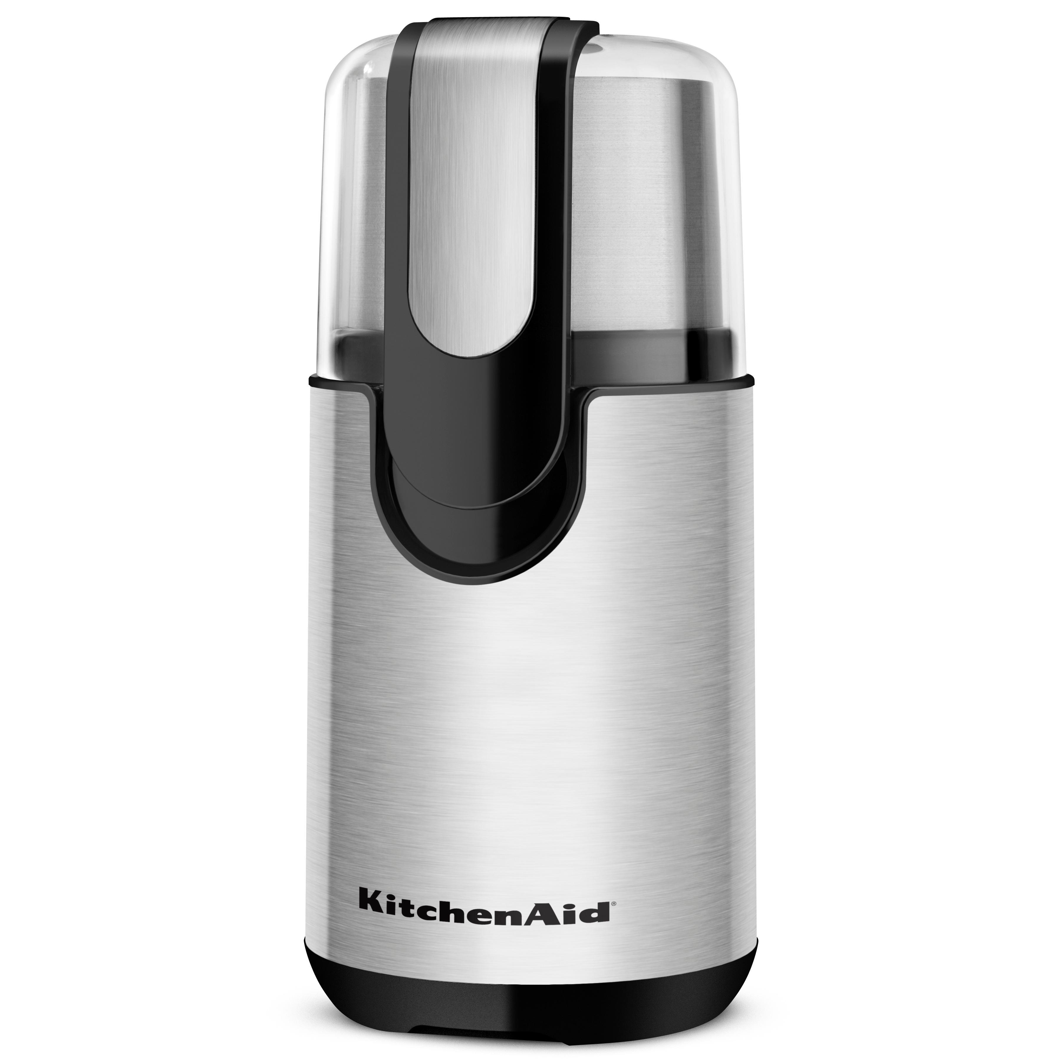Kitchen Grinder: Amazon.com: KitchenAid BCG111OB Blade Coffee Grinder