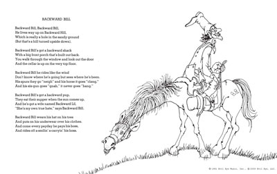 A Light In The Attic By Shel Silverstein Librarything
