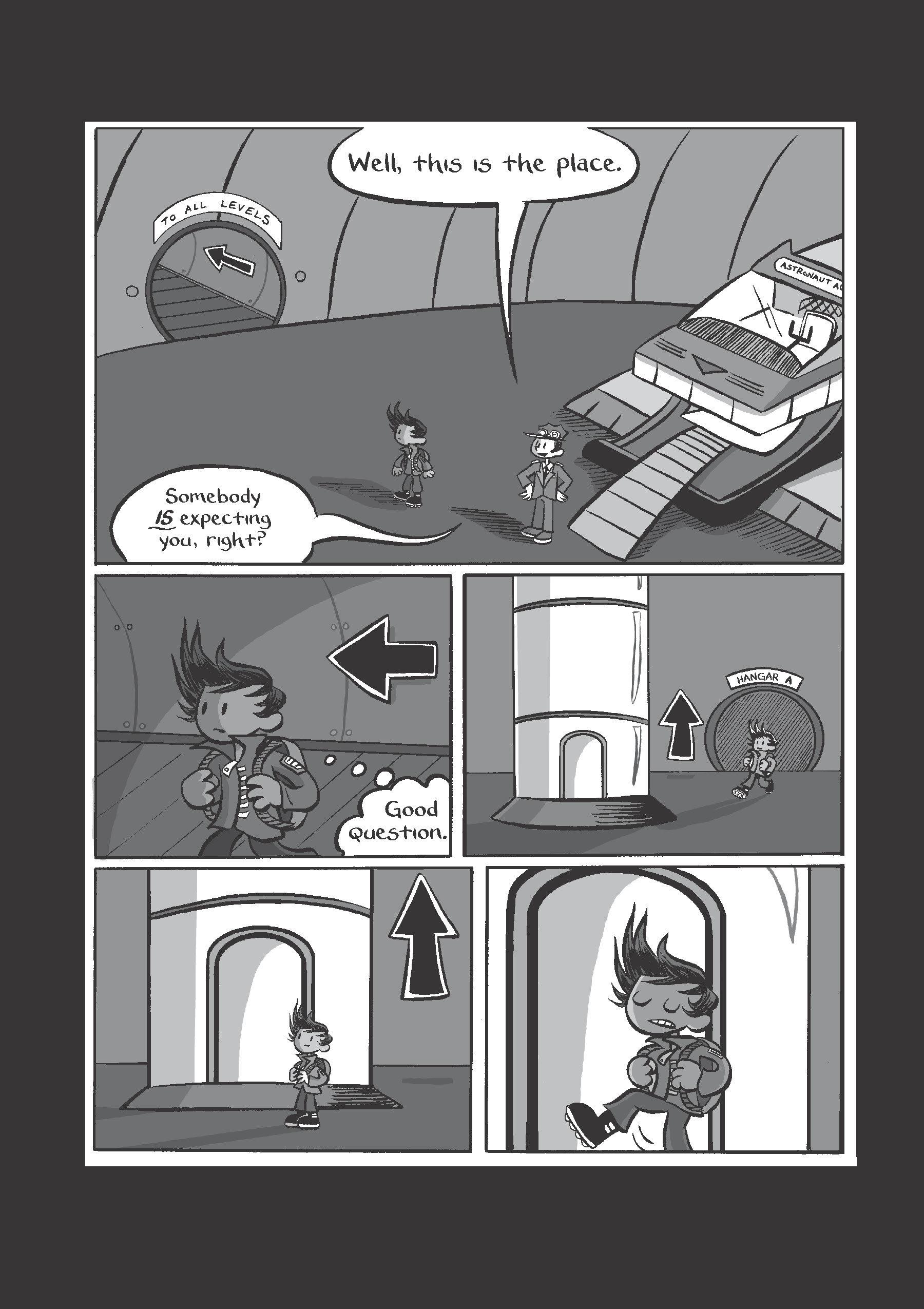 Monkey Astronaut Joke - Pics about space