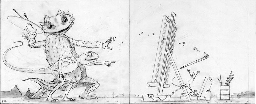 david wiesner coloring pages | Art & Max: David Wiesner: 0046442756631: Amazon.com: Books