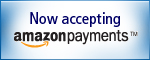 Now Accepting Amazon Payments