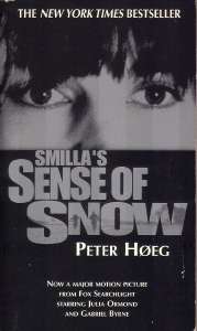 Smilla's Sense of Snow, Hoeg, Peter