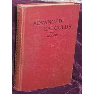 费曼强烈推荐的经典教材advance Calculus by woods【已搜无重复