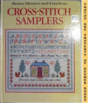 Cross stitch samplers better homes and gardens better - Better homes and gardens customer service ...