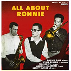 Ronnie Ball: All about Ronnie