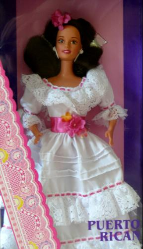 Amazon.com: Barbie Puerto Rican Collector Vintage Dotw