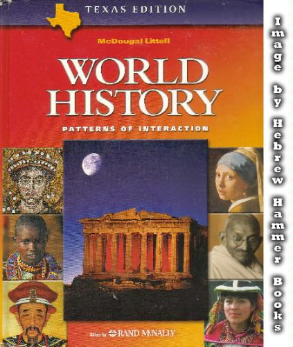 World History Book   A...