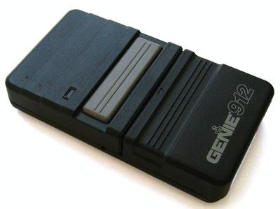 Genie Garage Door Opener 1 Button 9 Or 12 Dip Switch