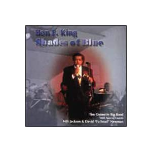 Album Shades of Blue by Ben E. King