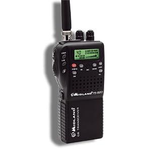Antenna for CB : Midland 75-822 40 Channel 2 Way Radio - Zombie Squad