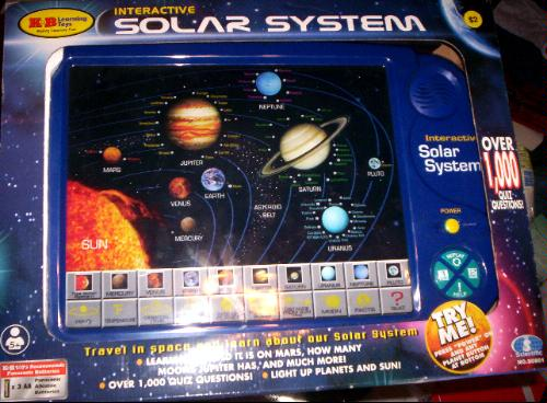 Interactive Solar System - Pics about space