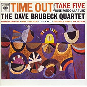 Album Time Out: Dave Brubeck Quartet by Eugene Wright