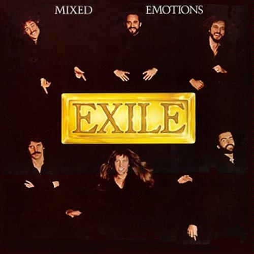 Exile's Mixed Emotions album (the album with Kiss You All