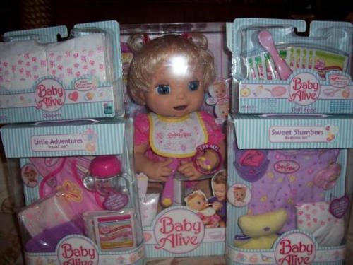 Amazon Com Hasbro Baby Alive Food Accessory Pack 10