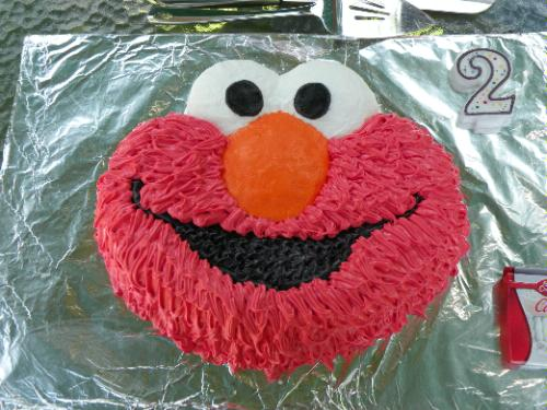 Amazon.com: Wilton Elmo Face Cake Pan: Novelty Cake Pans